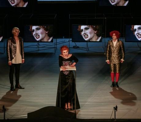 Agrippina – o spektaklu
